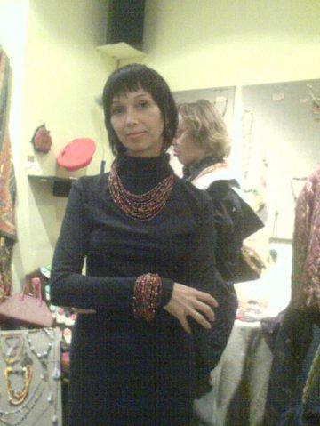 Проводит обучение Анна Андреева, преподаватель из Латвии